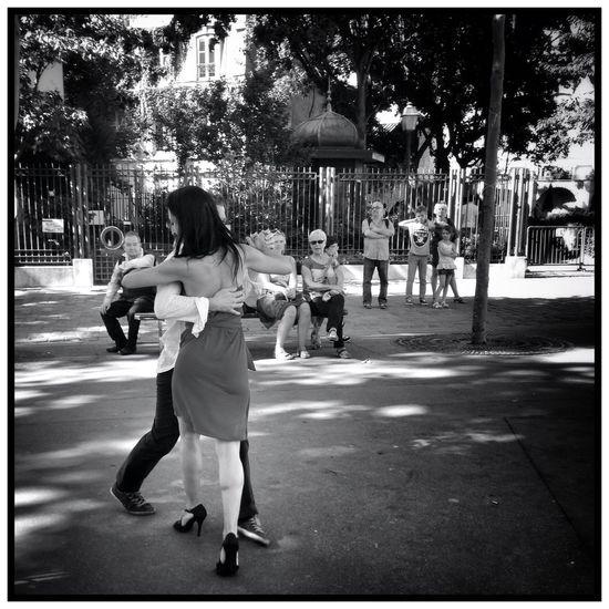 Paris Tango... Tango EyeEm Best Shots EE_Daily: Black And White Streetphoto_bw