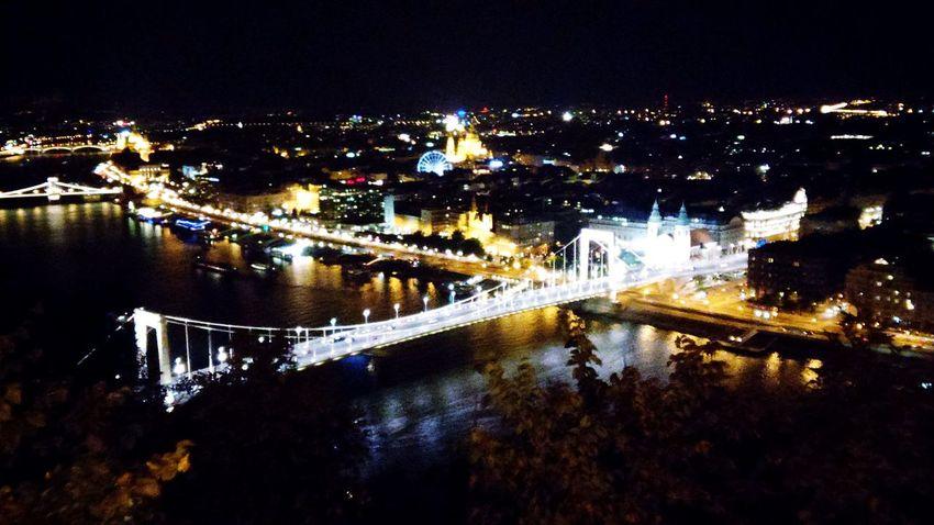 Night lights at Budapest, Hungary Night Light Night Lights Budapest Budapest, Hungary Hungary