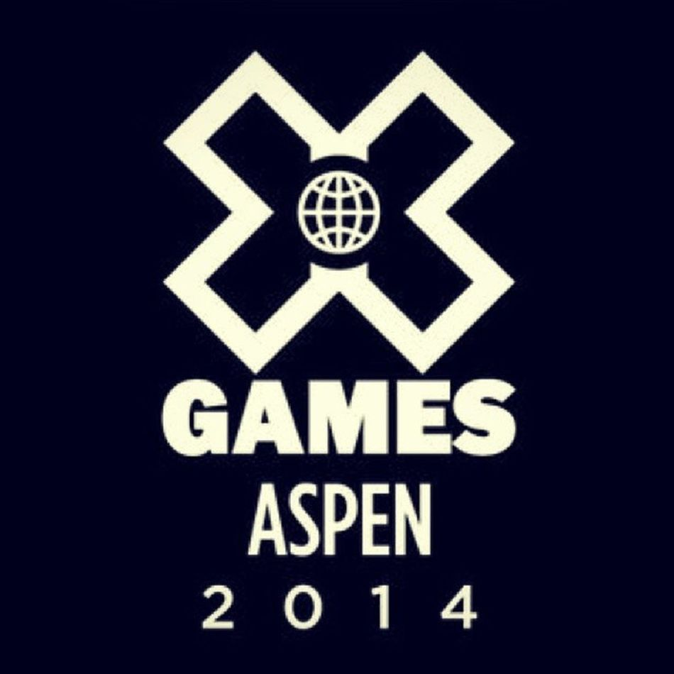 CURRENTLY: Watchin' The XGames2014 AspenColorado USA