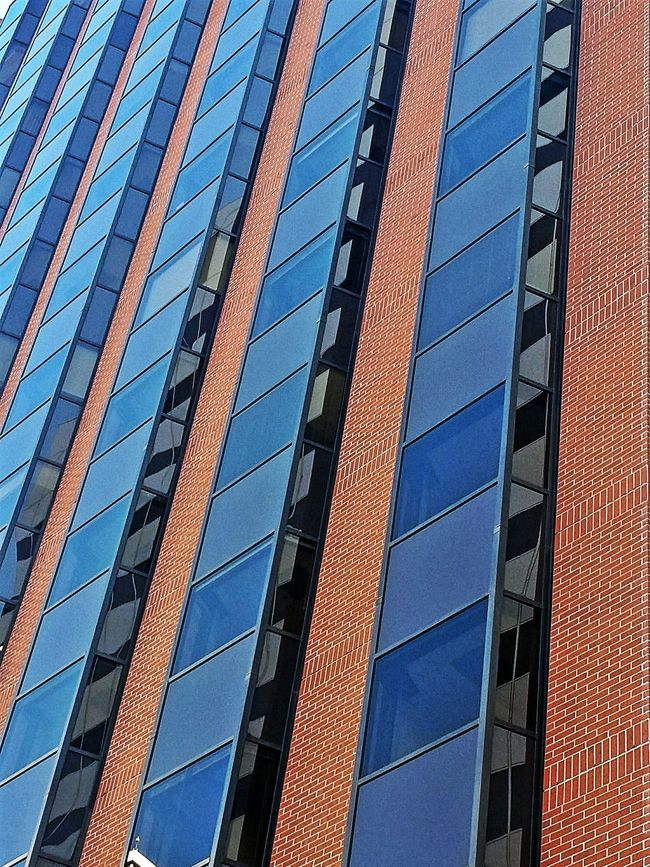 My first architecture photo. I like the line pattern on this building. Pattern Pieces Pattern Lines Architecture_collection Architectural Detail Architecture Textures And Surfaces ArchiTexture Westwoodvillage Westwood Windows Brick Building Bricks Architecturephotography