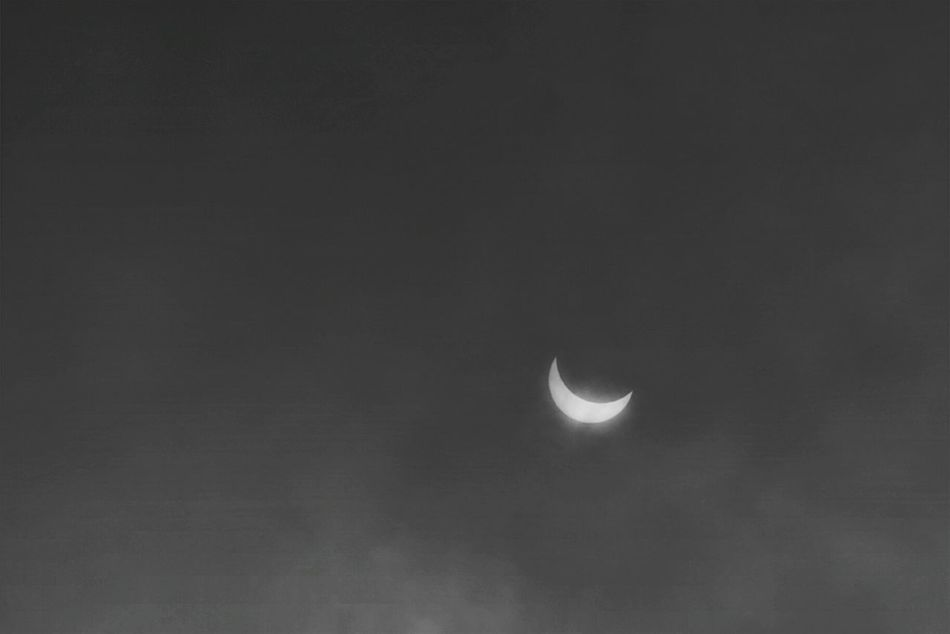 Eclipse Solar Eclipse Sun Eclipse Black & White Eclipse2015 Sky