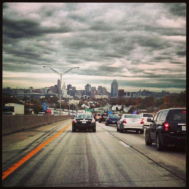 Trafficsucks Latergram Cincinnati