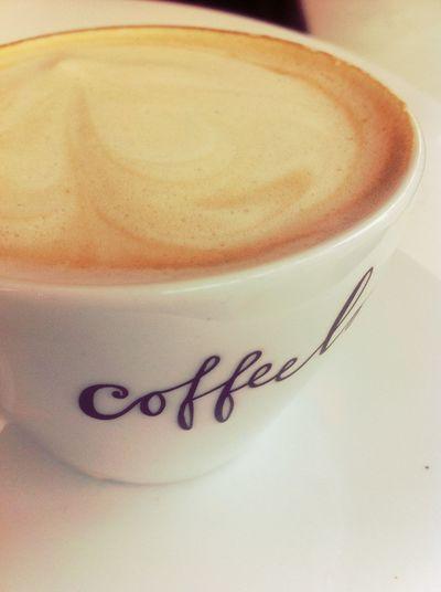 Coffee at Coffeelovers Sint Pieter Coffee