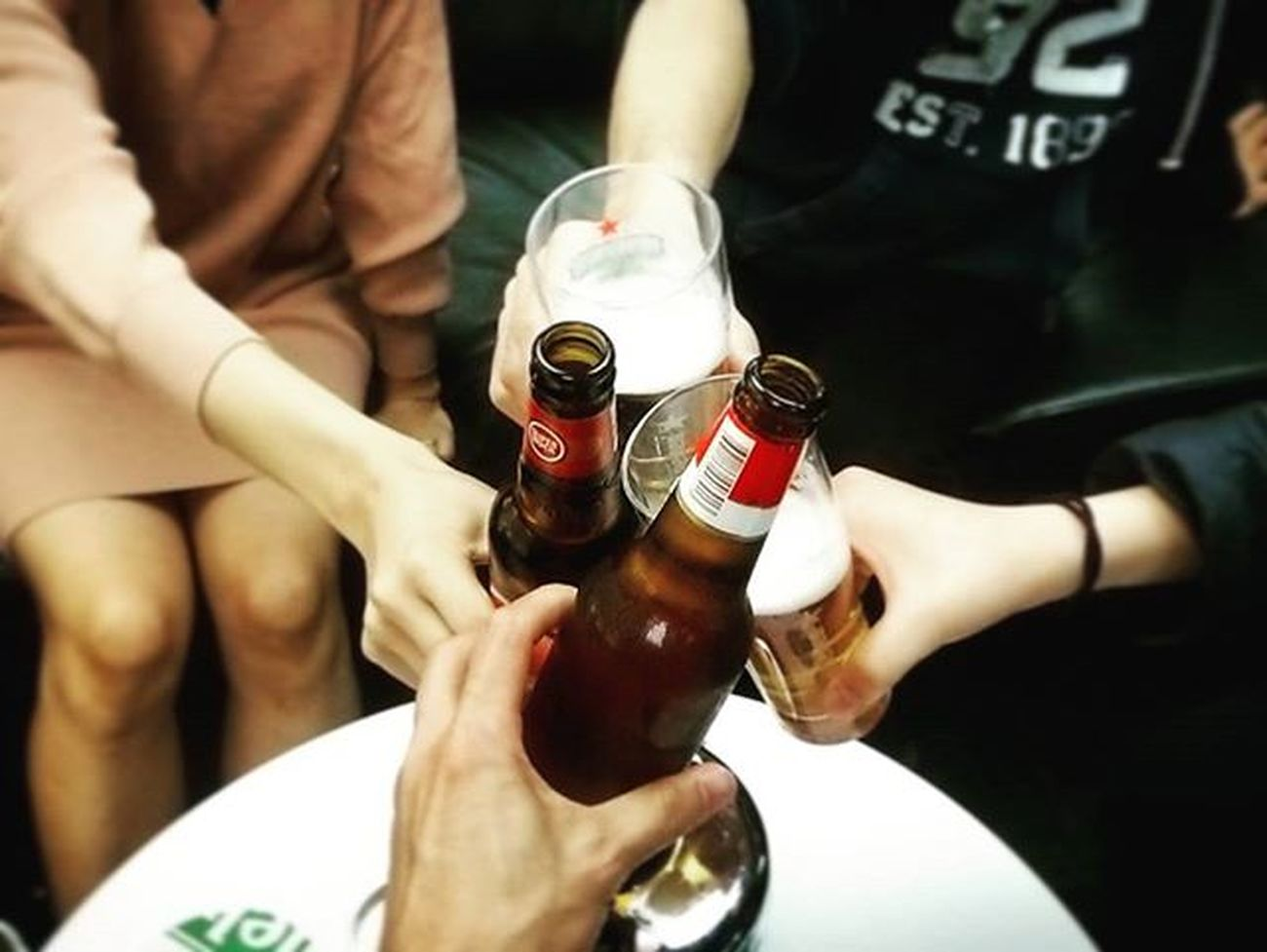 Cheers!! お疲れ! Enra Lisboa