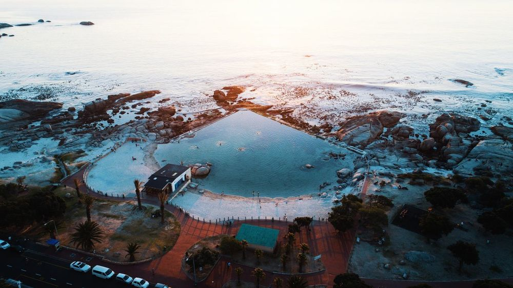 Camps Bay Pool EyeEmNewHere