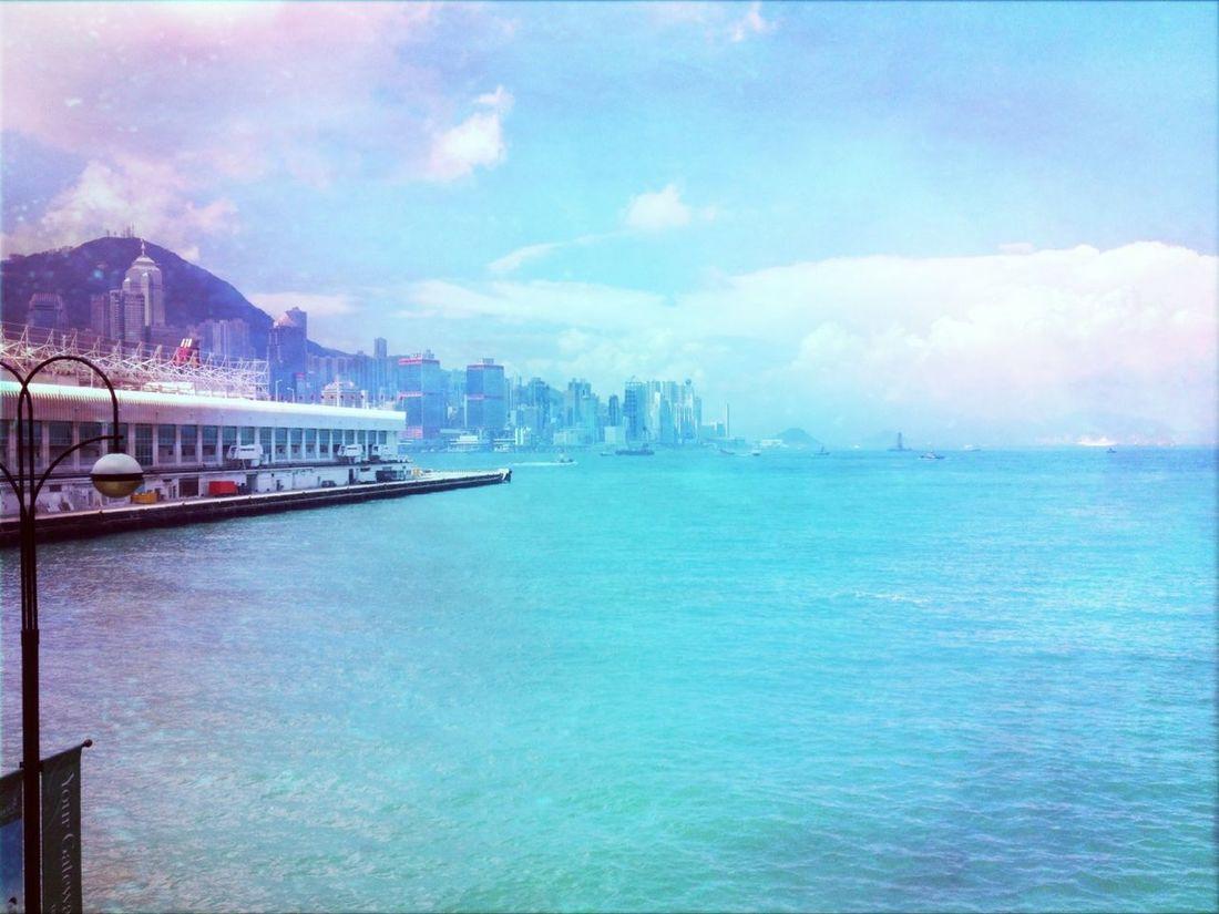 At Hong Kong Convention And Exhibition Centre 香港會議展覽中心