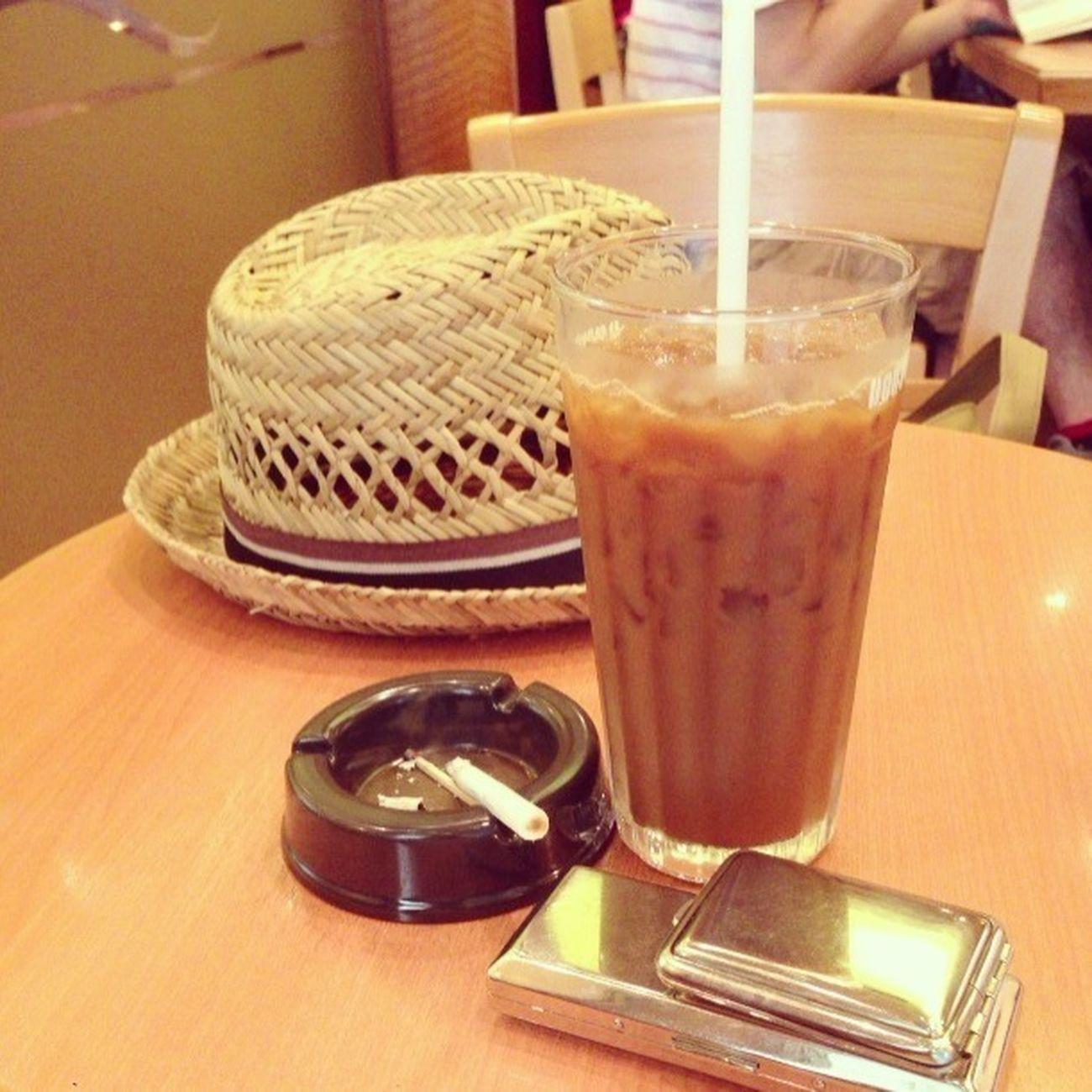 夏カフェ。 炎夏珈琲。