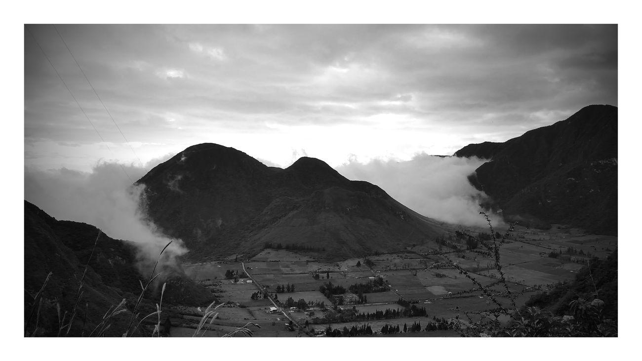 Near Quito..