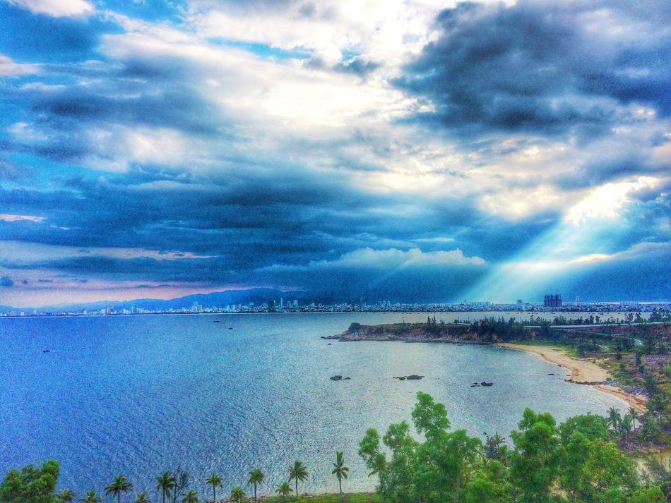 Lights...as usual! Light Beach Sky Cloud