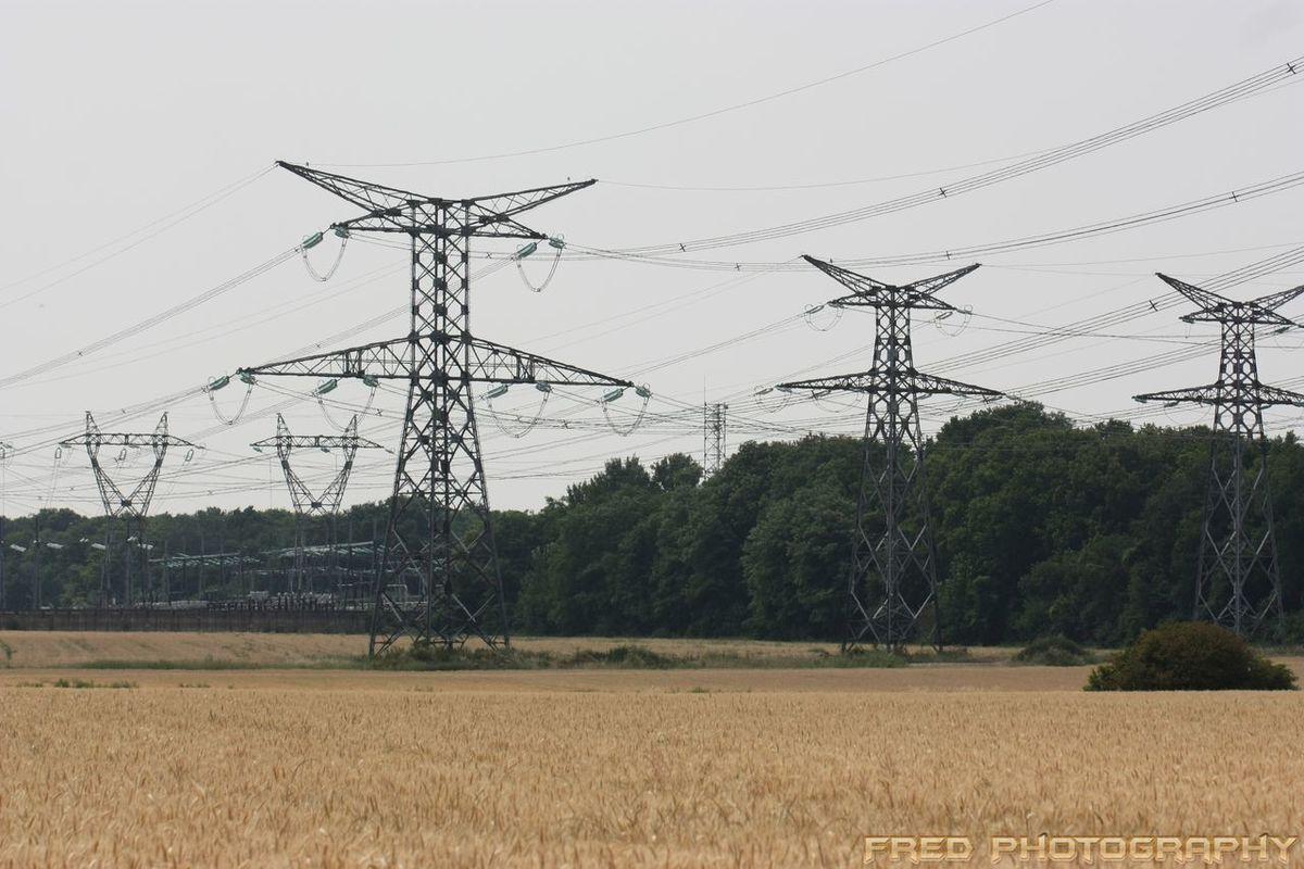 Pylon Pylonporn Pylons Powerlines