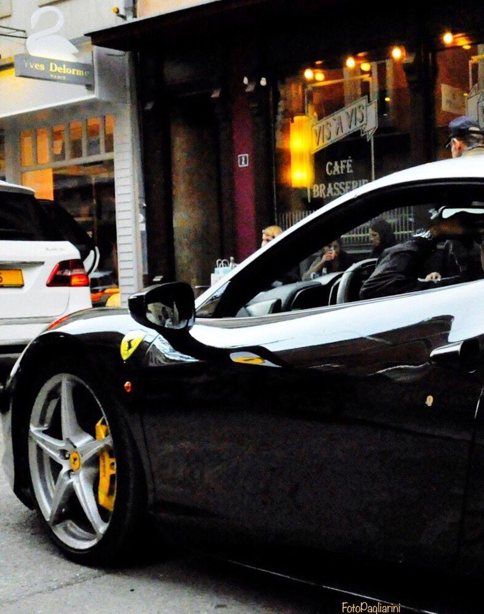 The Drive Transportation Car Land Vehicle No People Racecar Wheels Ferrari Dreams Deram Capture