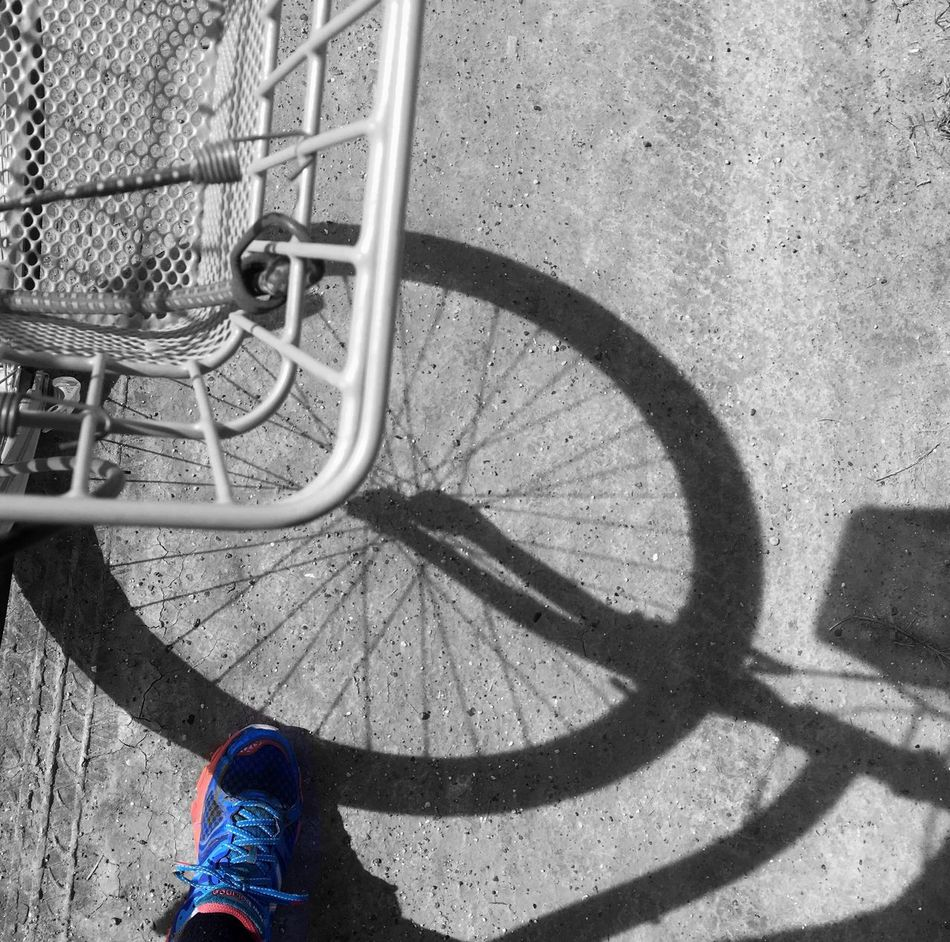 3-10-16 Out for a ride. Enjoying Life Taking Photos 4eyemphotography Ip6s+ Iphonephotography Donna TX Bicycles Exercise Splash Splash App Splash Of Color Snapseed Outdoor Photography Outdoors