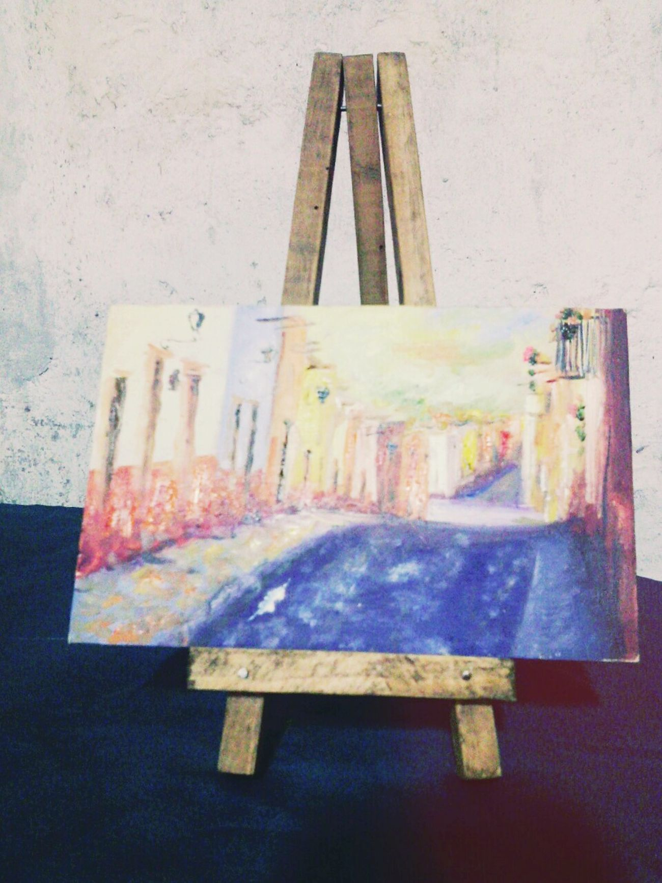 Paintbrush Art And Craft Paint Creativity Multi Colored No People SanMigueldeAllende🇲🇽 Guanajuato, México