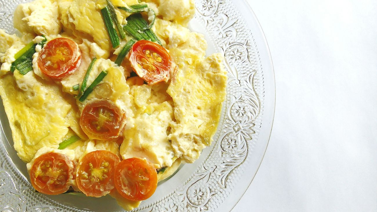 Happy Time Afternoon Omlet ?? Food
