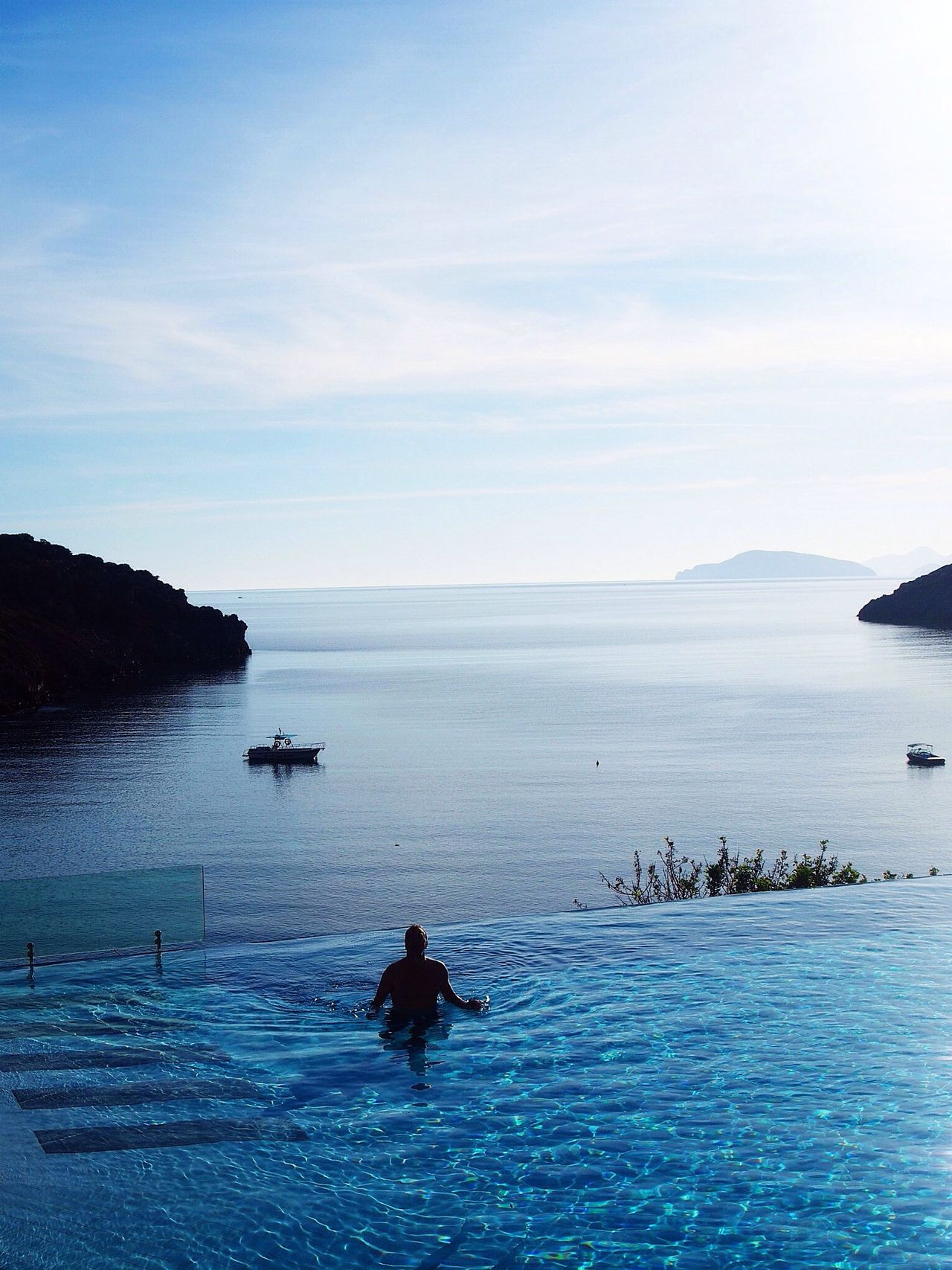 Beautiful stock photos of pool, Beauty In Nature, Day, Idyllic, Infinity Pool