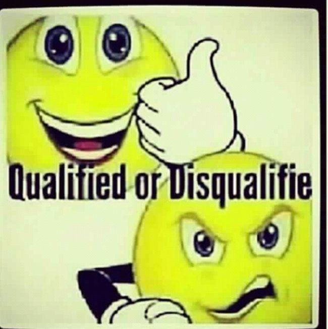 LIKE TO FIND OUT #EVERYBODY Like Qualified Or Disqualified Judging On Looks & Swagg