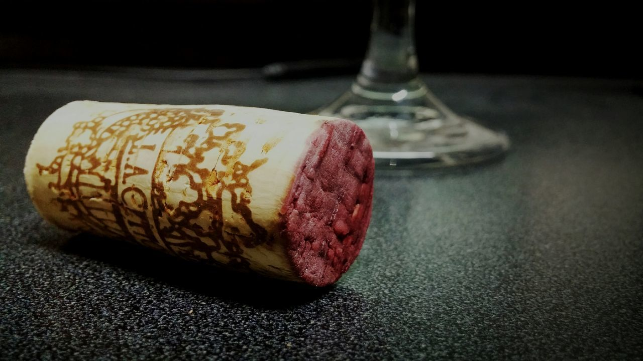 Uncorked. Wine Time Wine Glass Bottle Cork Wine Cork Red Wine