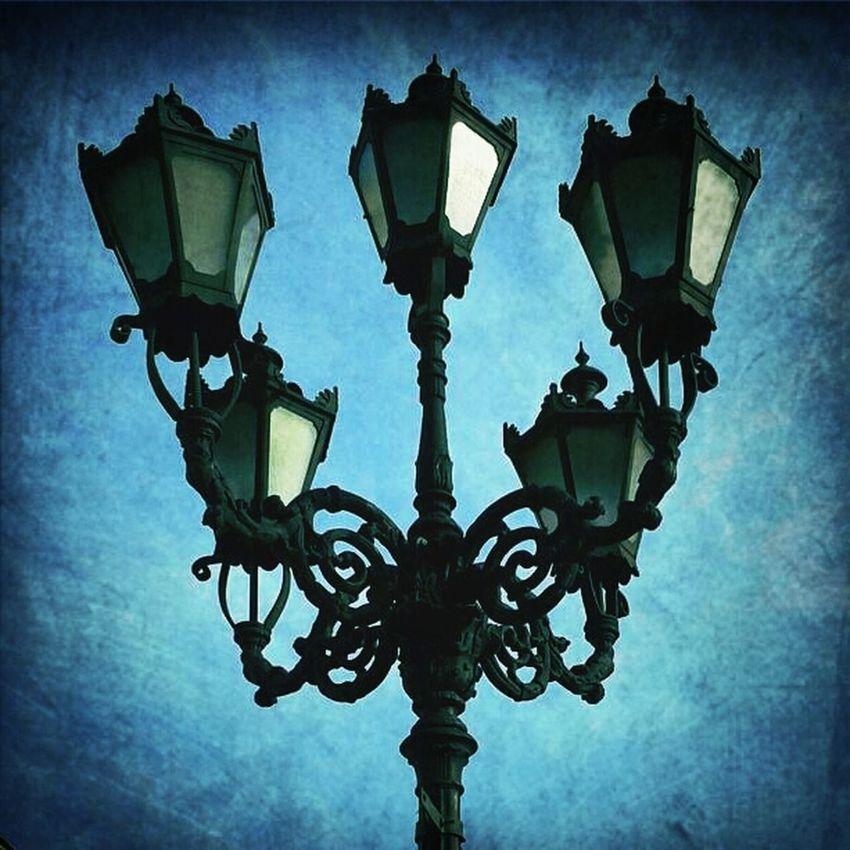 Sky Street Lamp Ukraine,  Lviv