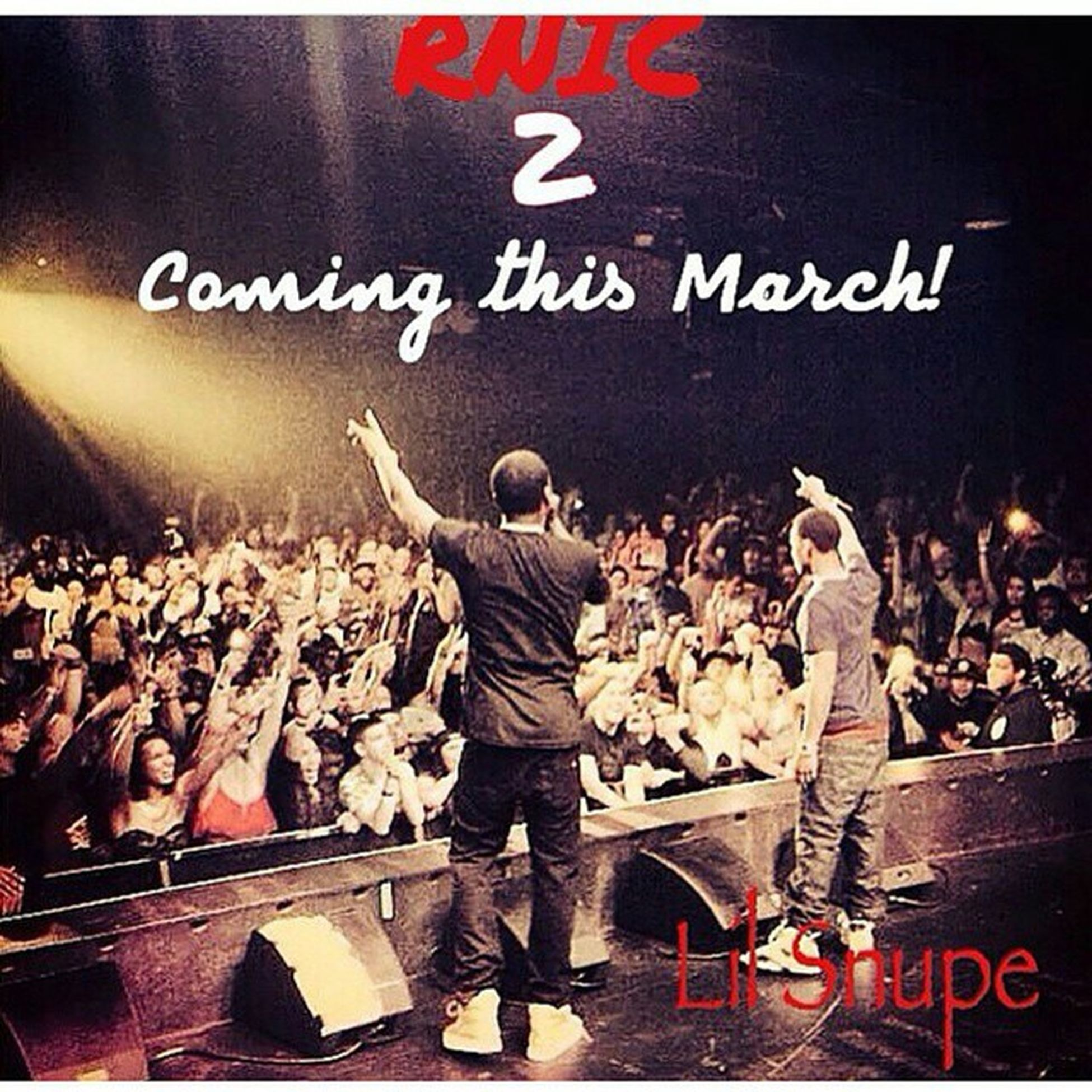 Lil Snupe's second project he was working on before his death, RNIC 2, drops in March 2015. Definitely gonna get that. RIP SNUPE Lilsnupe Jonesboro Zone4 Theboot