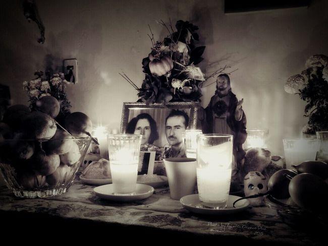 Altar De Muertos Tradiciones Mexicanas Photo By Agustín Orozco Díaz - 2015