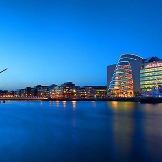 The Liffey river | Dublin, Ireland Ireland Travel Dublin Liffeyriver