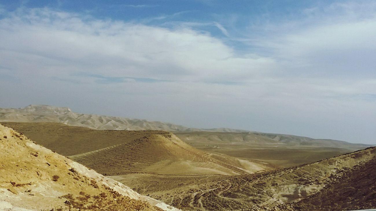 Fantastic Sky Mountains Masada