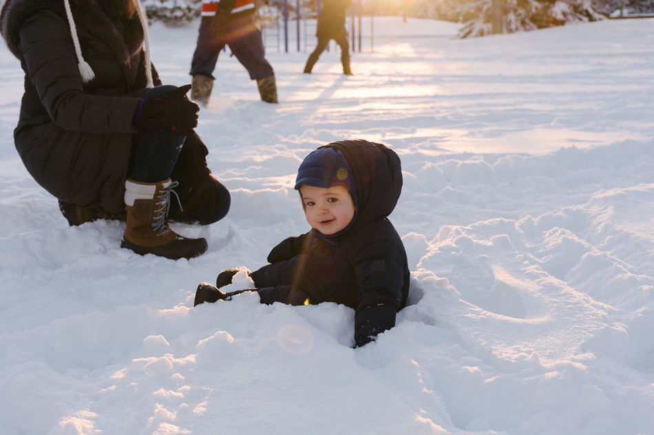 Beautiful stock photos of snowflake,  12-17 Months,  Baby,  Baby Boys,  Babyhood