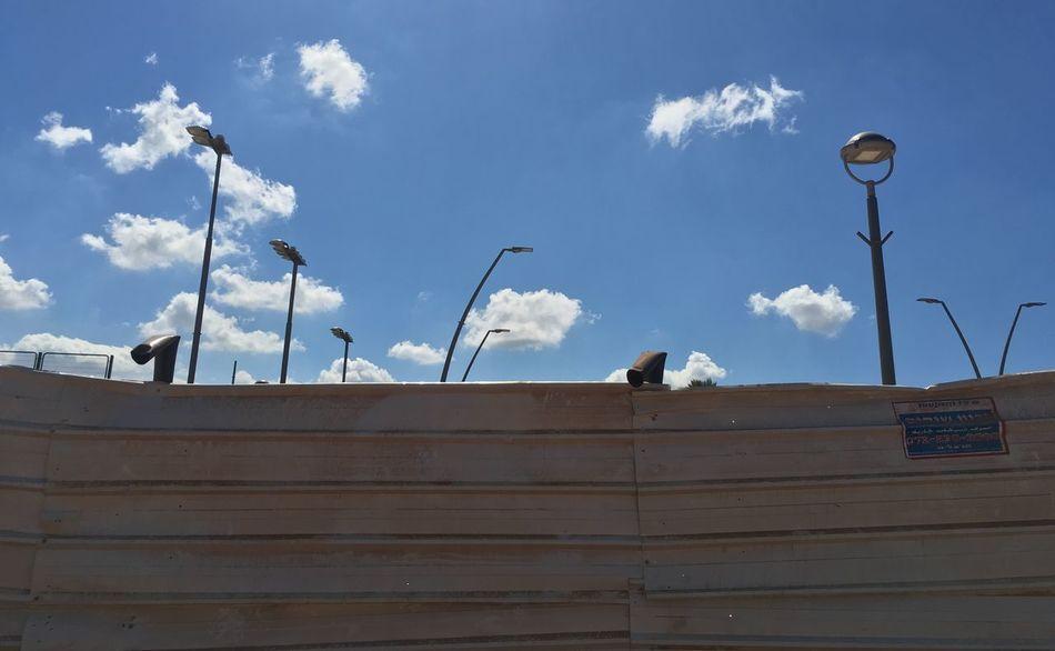 Spectators Building Site Cloud - Sky Construction Site Outdoors Sky