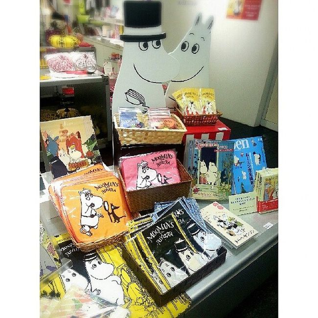 ムーミンの映画やっと見てきた(><) 映画 ムーミン Moomin 癒された cute