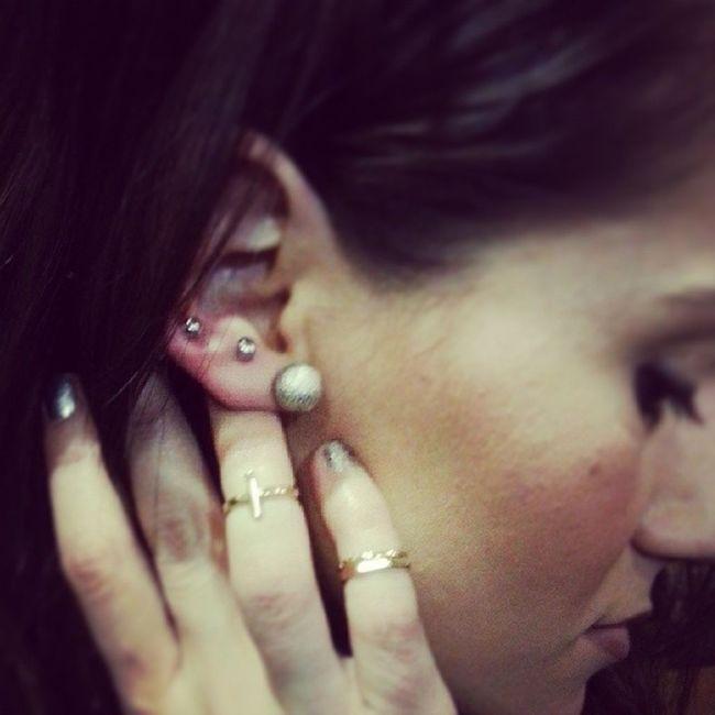 Rings Topring Earing