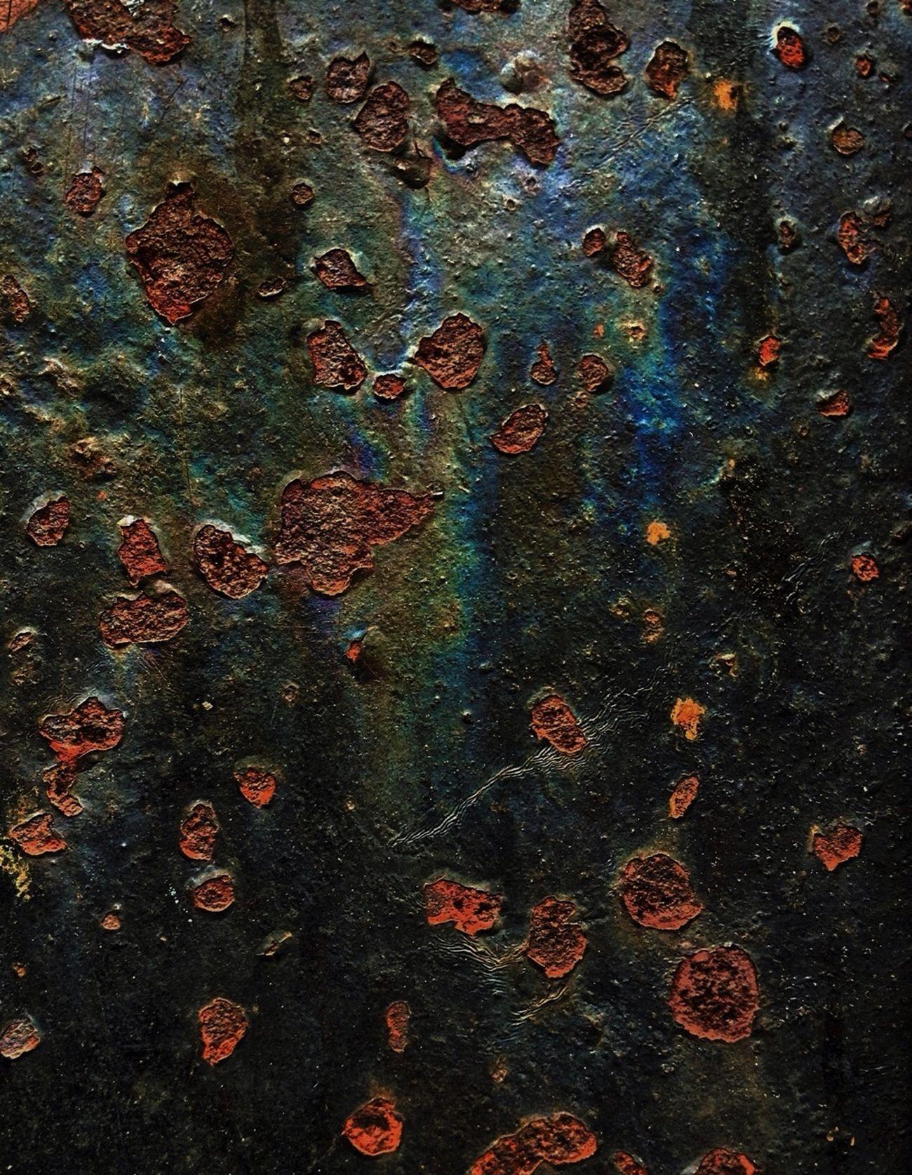 Rusty Nebulas