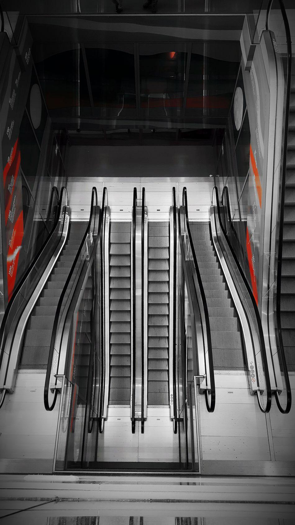 Moving Stairs Markthalrotterdam Scool Trip Rainy Day 💧🌫