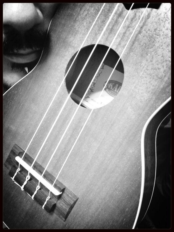 new uke, mahogany loveliness Ukulele Playing My Ukulele