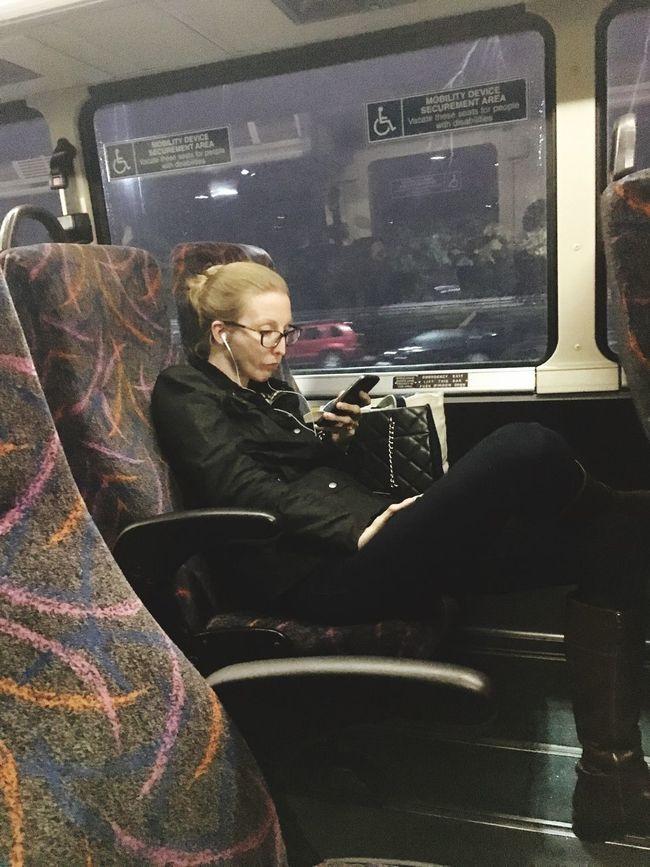 Riding The Bus SVBC