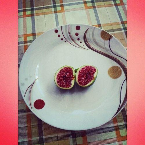 Fig Grown In The gardenasmixedcurrantsweet