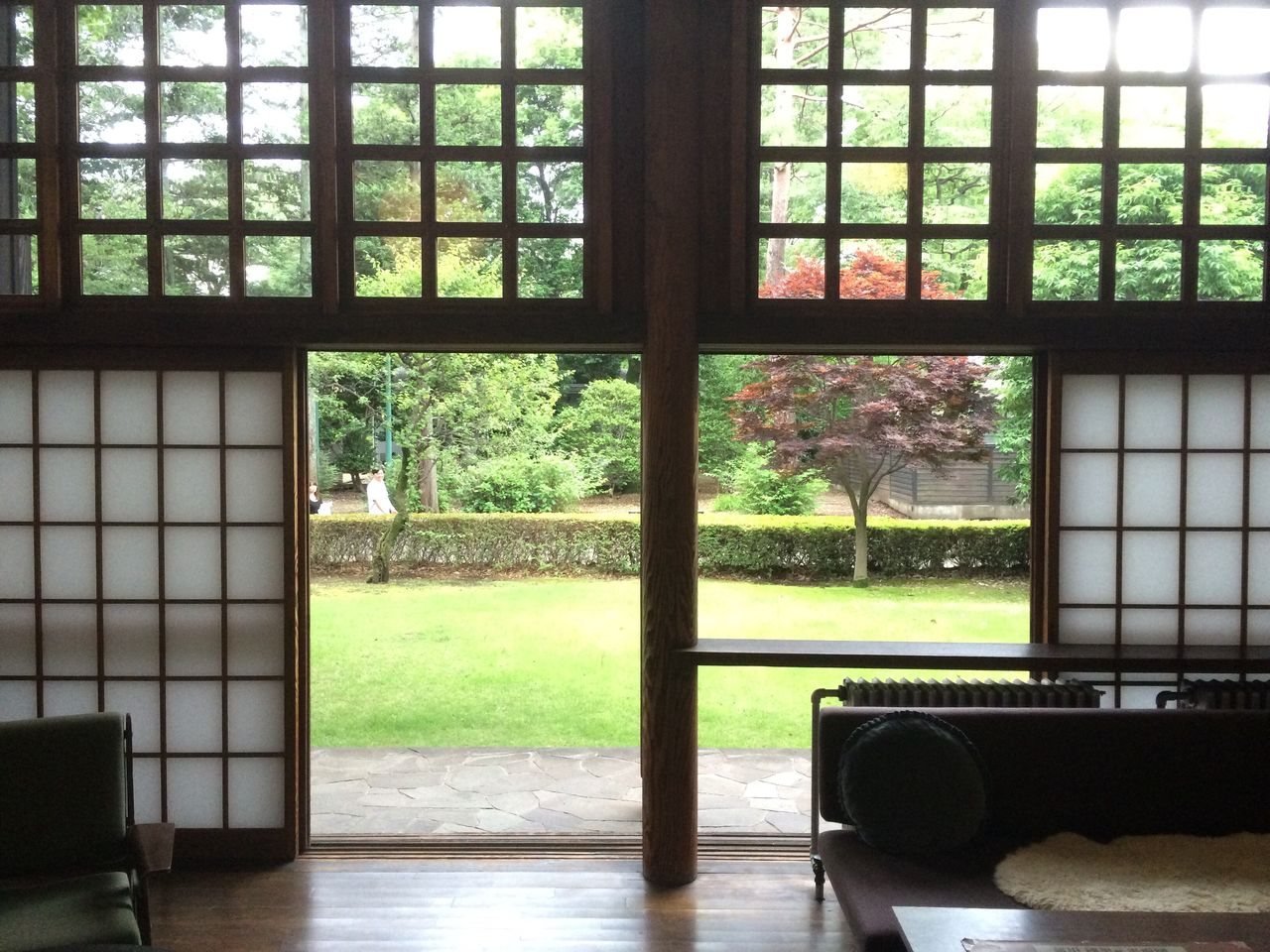 window, indoors, no people, home interior, day, architecture, tree