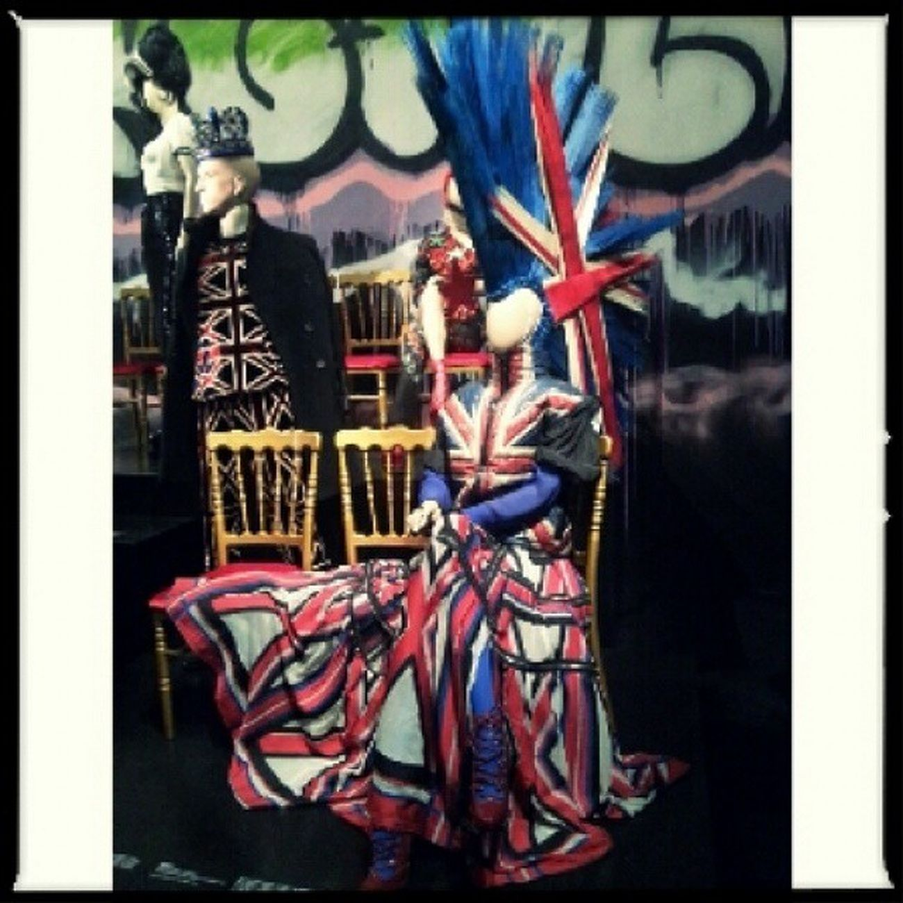 Jeanpaulgaultier Exhibition Melbourne Nationalgalleryofvictoria ngv designer fashion punk