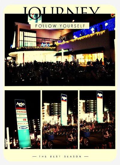 Ario mall in Yao shi...Osaka japan... Ever Since@veatrisha.me Ario Mall