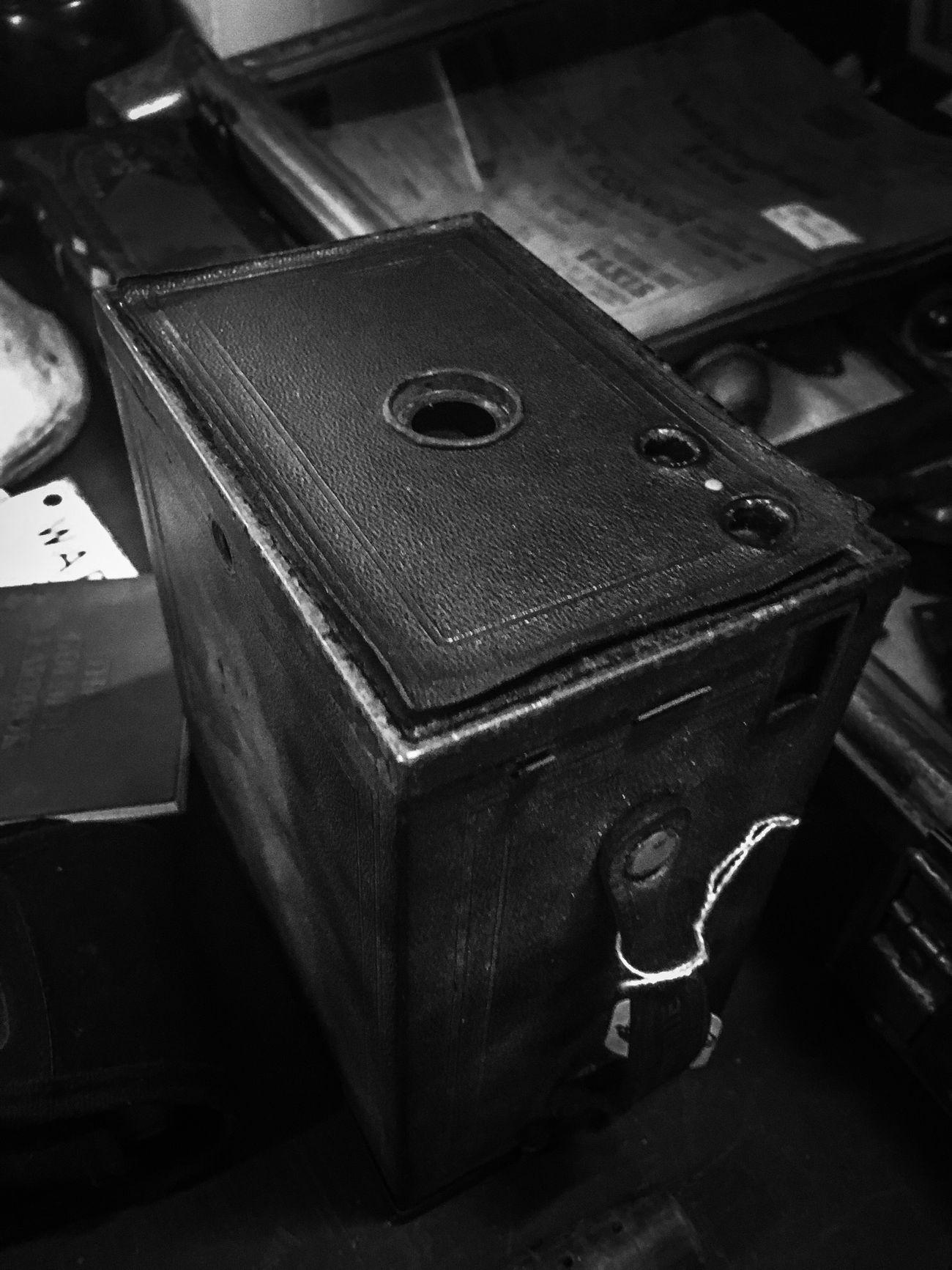 Kodak Kodak Brownie Vintage Original Antique Classic Medium Format Film Filmcamera 117 1900s 1900 1st Generation Mk1
