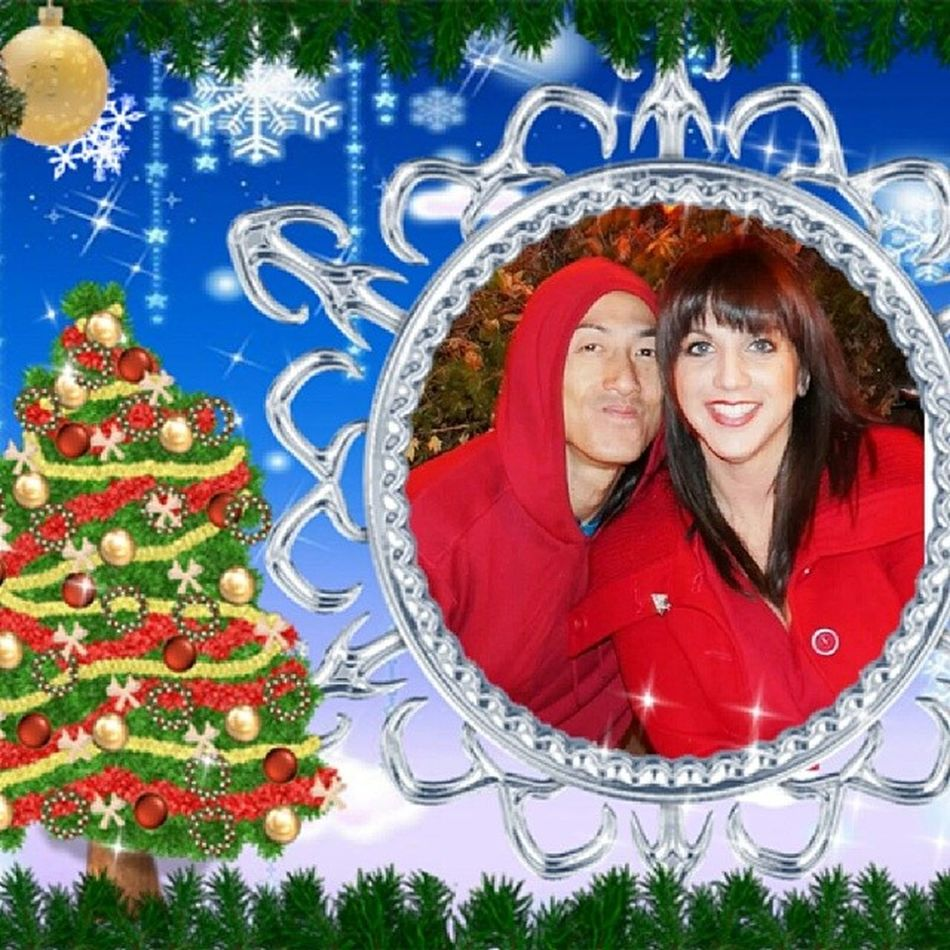 MerryChristmas to all! From Andy & Gina Chokeoutcancer Chokeouttv Instagram Holidaypic Christmascard Joy 2013 Family Littleninjas Seasonsgreeting Happy Blessed  Smile ♥ ★