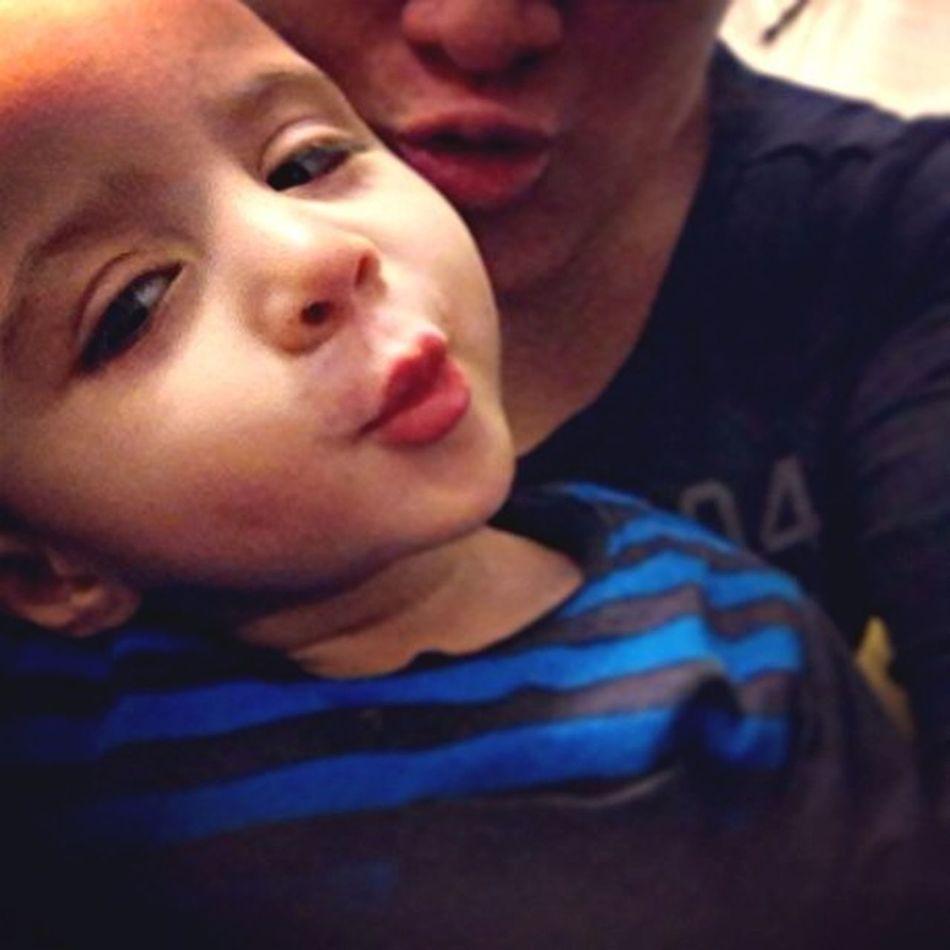 El Que Mas Me Alegra Los Dias A Mi ☺ I Love You Baby Boy
