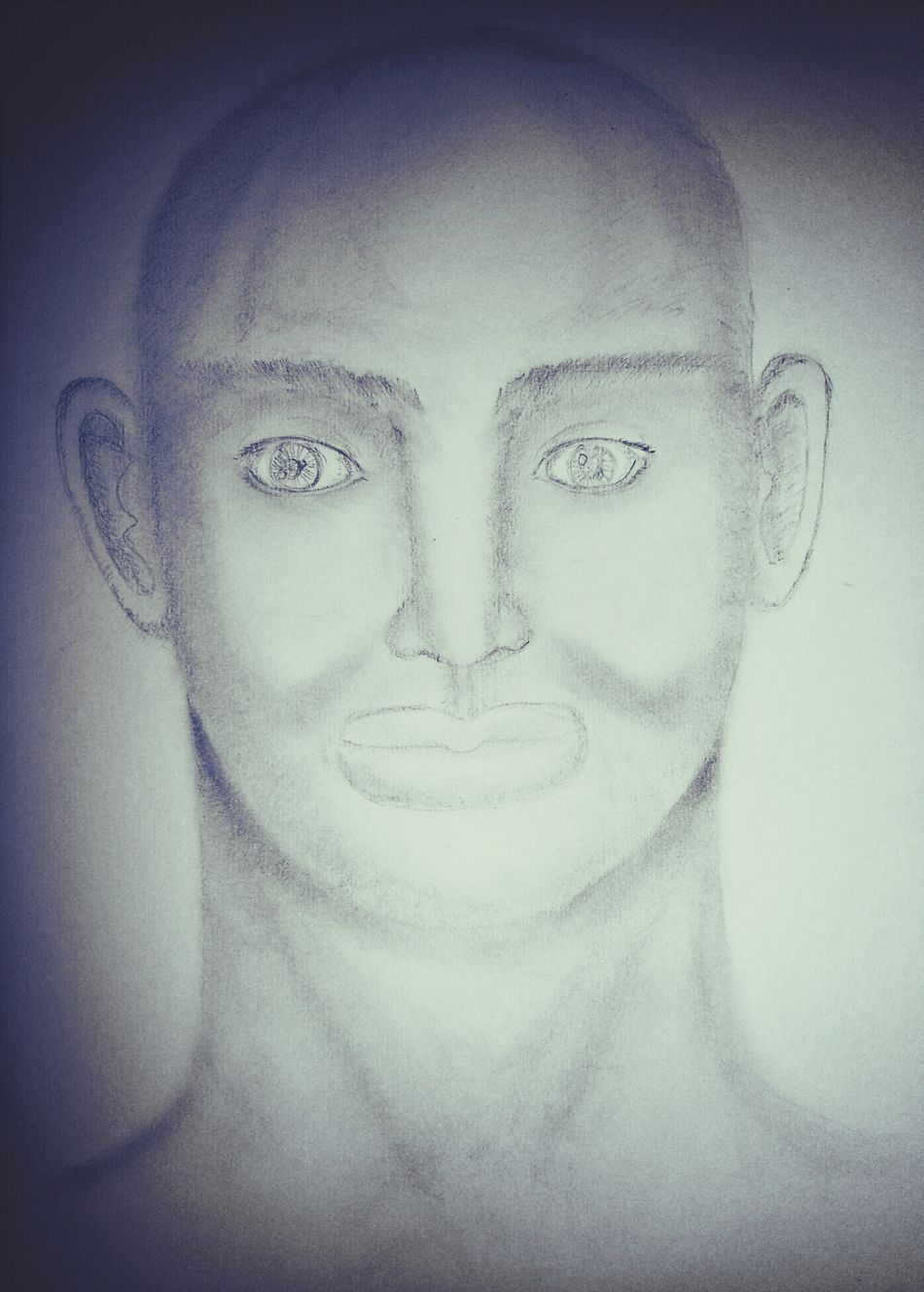 My Drawing Face Sketch Pencil Drawing