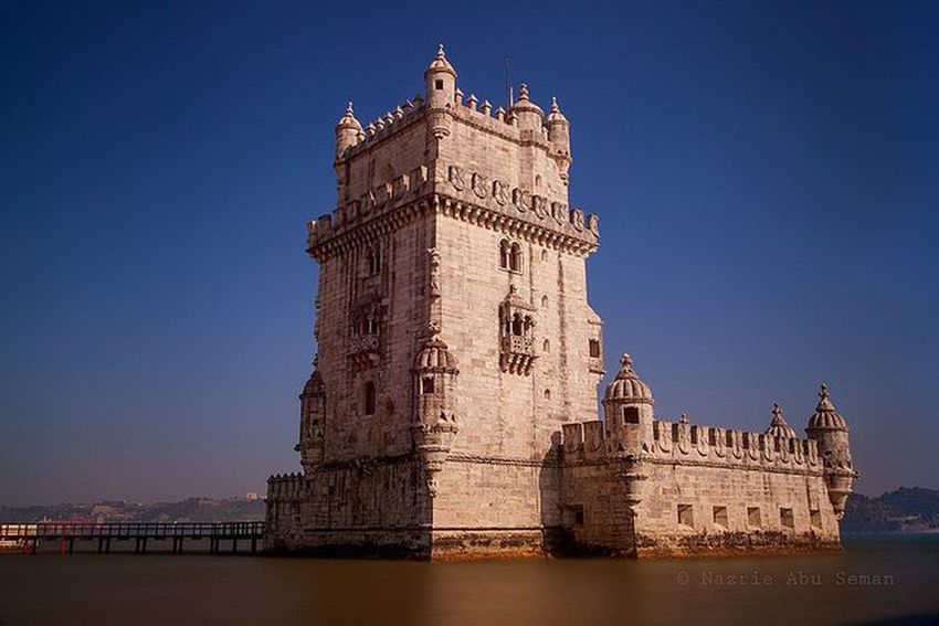 Belem Tower | Lisbon, Portugal Travel Lisbon Portugal Belemtower Mycanon Canon 5dMarkⅡ