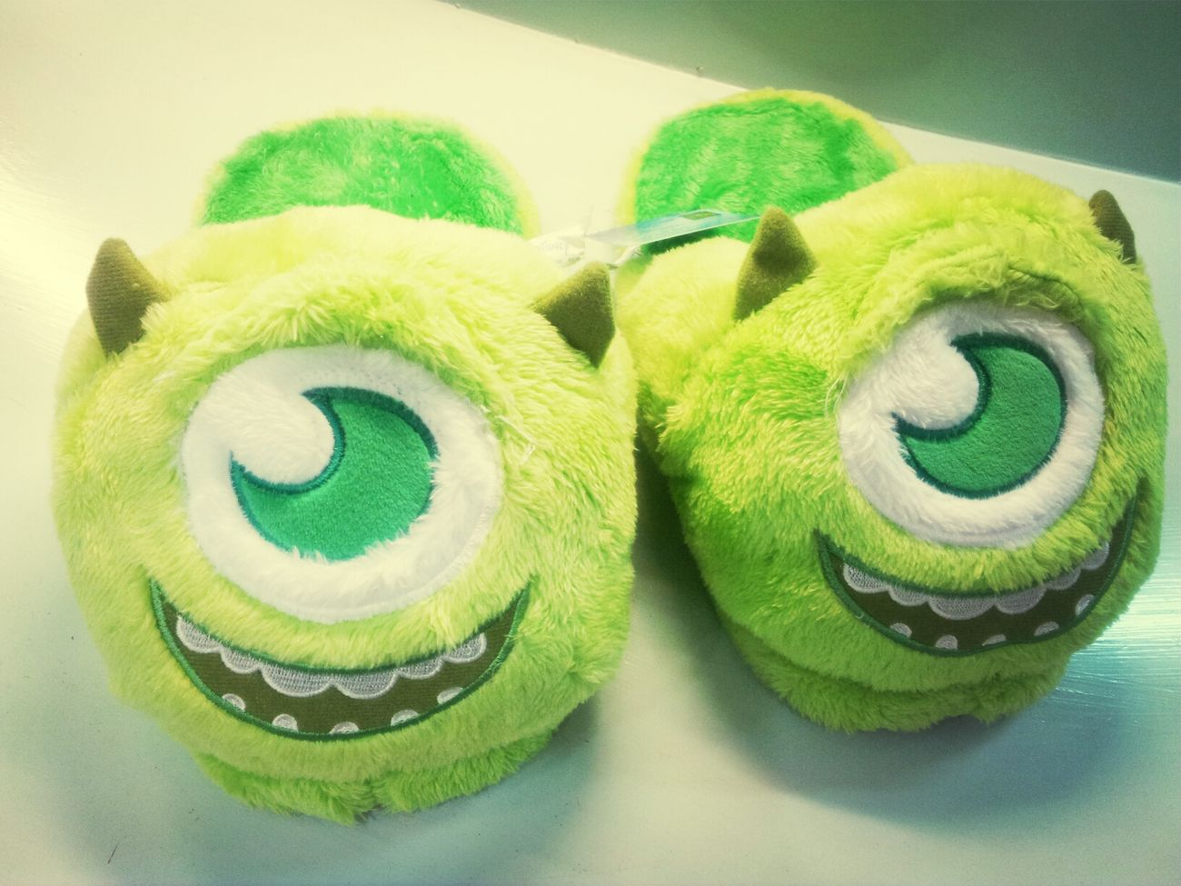 So cute!!! 大眼仔 Iloveit Monsters Monsters University