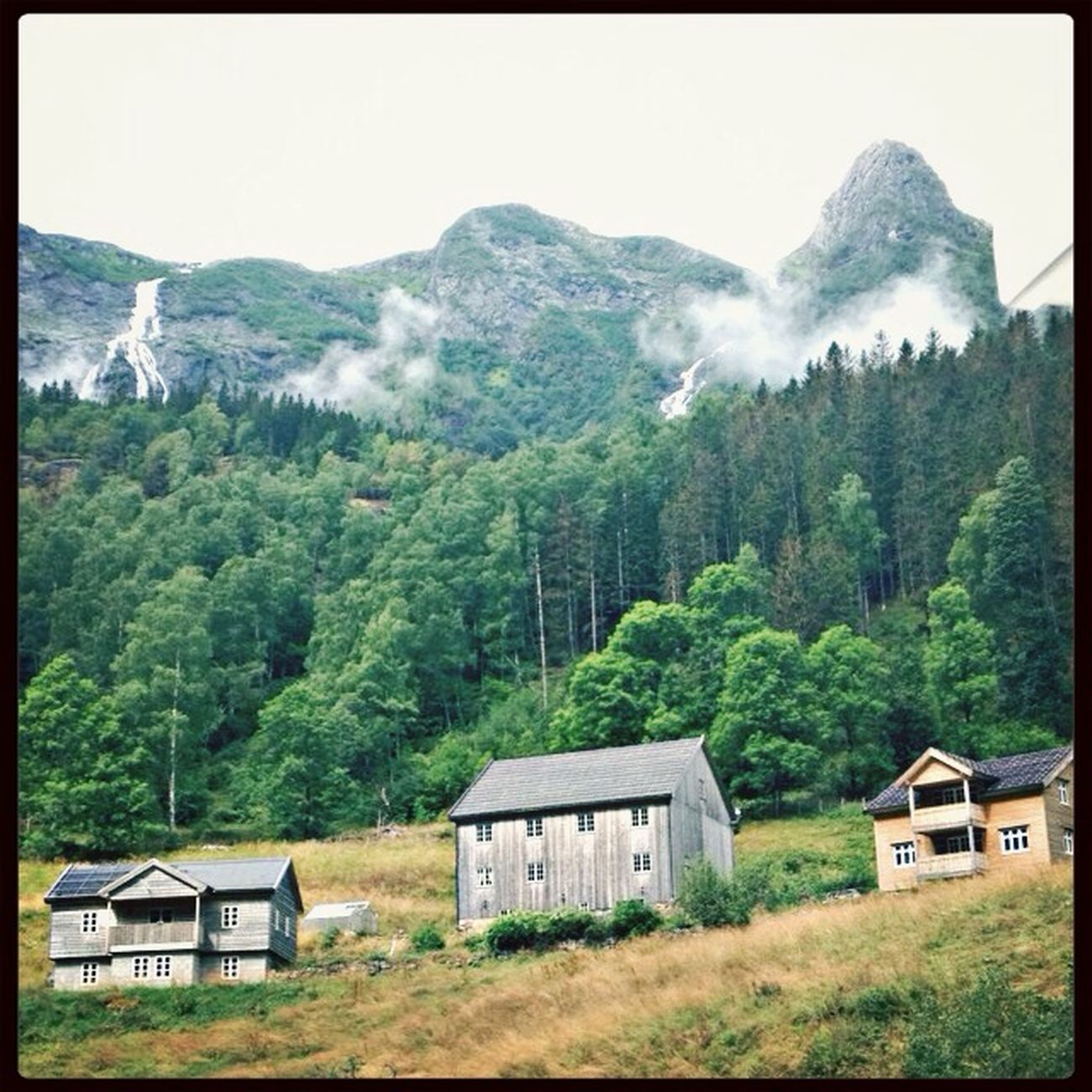 Beautiful littel hotel in the montains Hello World Enjoying Life First Eyeem Photo