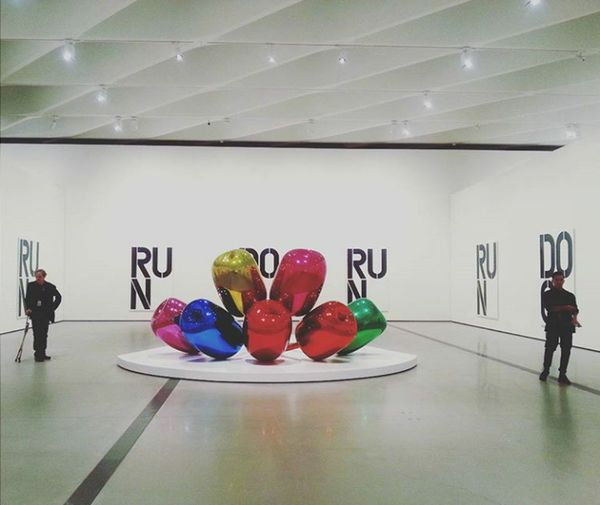 Jeff Koons The Broad Museums