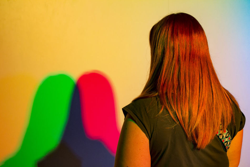 Beautiful stock photos of psychedelic,  Blond Hair,  Dual,  Hues,  Human Body Part