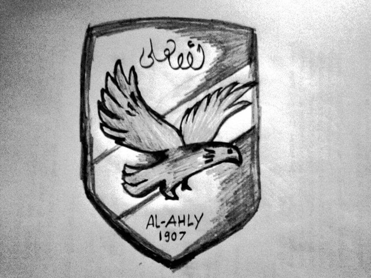 Drawing - Art Product Ahlyegypt AHLY  Ahly F C Drawing ✏ Drawingtime Drawing, Painting, Artwork Drawn By Me Drawing :) Drawing - Activity Drawingbyme Drawing_pencile