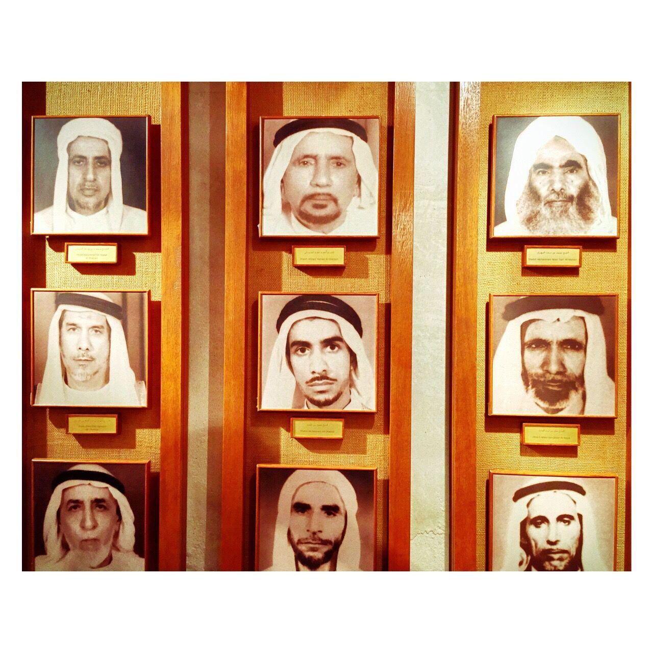 Arabic People UAE , Dubai UAE Sheik dubaimuseum Dubaimuseum