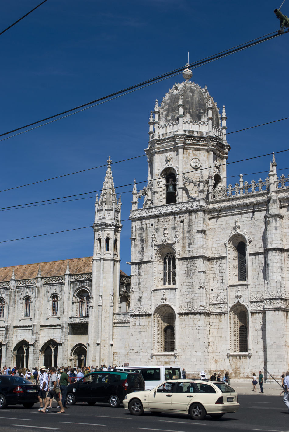 Lisbon Architecture Architecture Belem Tower Belen Tower Boats Building Exterior City Day Flag Large Group Of People Lisboa Lisboa Roofs Lisboa Square Lisbon Streets Lissabon Outdoors People Place Of Worship Portugal Red Roofs Square Tower Tower De Belem Travel Destinations